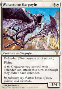 Wakestone Gargoyle - Dissension