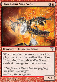 Flame-Kin War Scout - Dissension