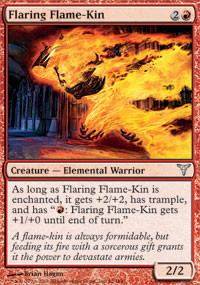 Flaring Flame-Kin - Dissension