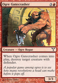 Ogre Gatecrasher - Dissension