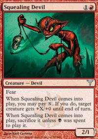 Squealing Devil - Dissension