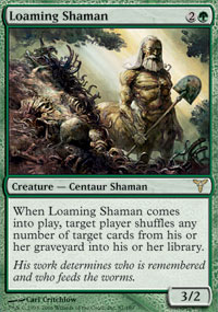 Loaming Shaman - Dissension