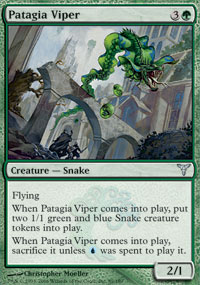 Patagia Viper - Dissension