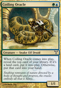 Coiling Oracle - Dissension
