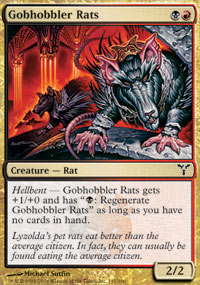 Gobhobbler Rats - Dissension