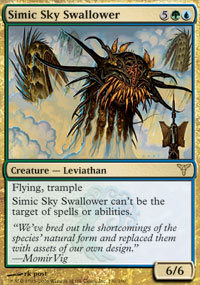 Simic Sky Swallower - Dissension