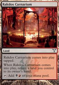 Rakdos Carnarium - Dissension