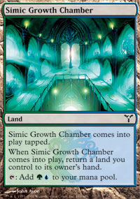 Simic Growth Chamber - Dissension