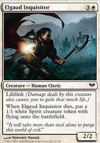 Elgaud Inquisitor - Dark Ascension