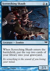 Screeching Skaab - Dark Ascension