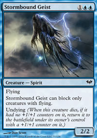 Stormbound Geist - Dark Ascension