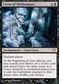 Curse of Misfortunes - Dark Ascension