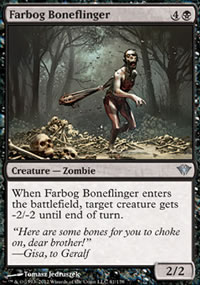 Farbog Boneflinger - Dark Ascension
