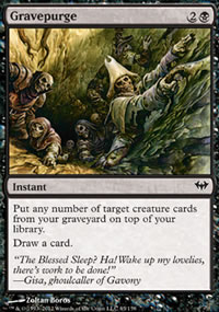 Gravepurge - Dark Ascension