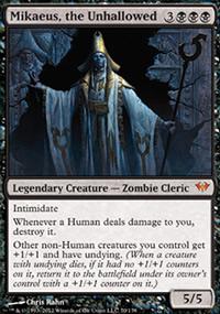 Mikaeus, the Unhallowed - Dark Ascension