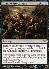 Zombie Apocalypse - Dark Ascension