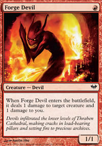 Forge Devil - Dark Ascension