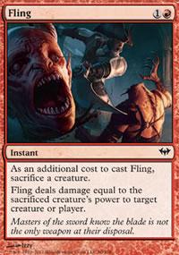 Fling - Dark Ascension