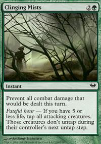 Clinging Mists - Dark Ascension