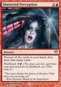 Shattered Perception - Dark Ascension