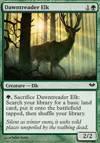 Dawntreader Elk - Dark Ascension