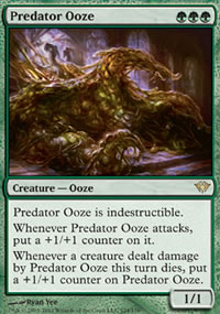 Predator Ooze - Dark Ascension