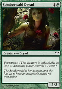 Somberwald Dryad - Dark Ascension
