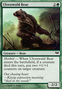 Ulvenwald Bear - Dark Ascension
