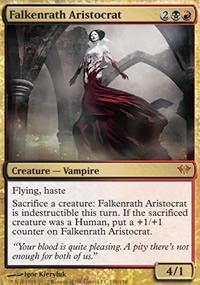 Falkenrath Aristocrat - Dark Ascension