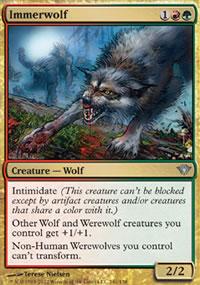 Immerwolf - Dark Ascension