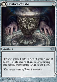 Chalice of Life - Dark Ascension