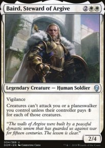 Baird, Steward of Argive - Dominaria