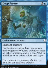 Deep Freeze - Dominaria