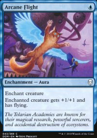 Arcane Flight - Dominaria