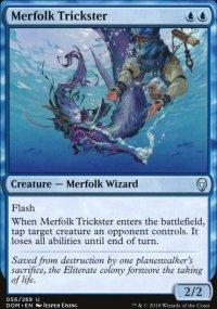 Merfolk Trickster - Dominaria