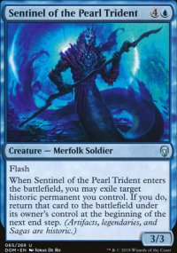 Sentinel of the Pearl Trident - Dominaria