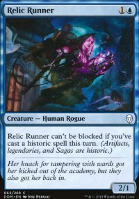 Relic Runner - Dominaria