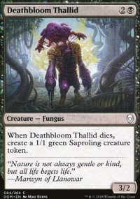 Deathbloom Thallid - Dominaria