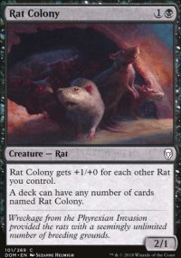 Rat Colony - Dominaria