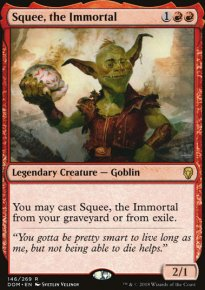 Squee, the Immortal - Dominaria