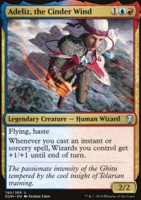Adeliz, the Cinder Wind - Dominaria