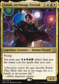 Jodah, Archmage Eternal - Dominaria