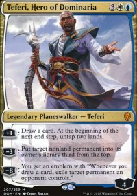 Teferi, Hero of Dominaria - Dominaria