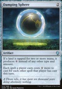 Damping Sphere - Dominaria