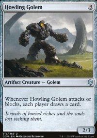 Howling Golem - Dominaria