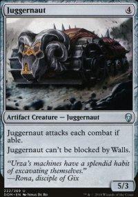 Juggernaut - Dominaria
