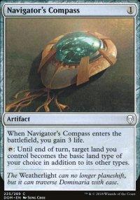 Navigator's Compass - Dominaria