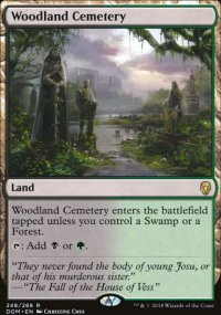 Woodland Cemetery - Dominaria