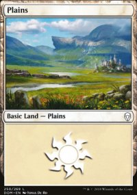 Plains 1 - Dominaria