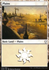 Plains 3 - Dominaria
